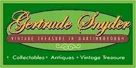 gertrude snyder vintage treasure