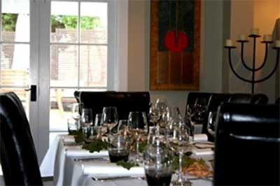 group dining venue martinborough