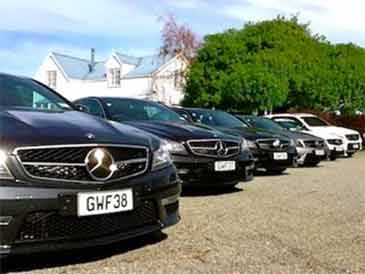 Conferences in martinborough tirohana estate for Mercedes benz product concierge
