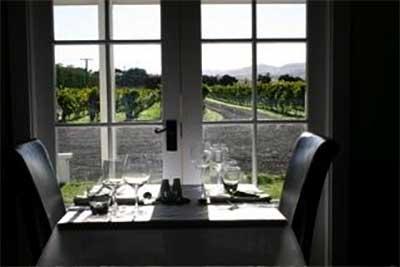 vineyard restaurant views tirohana