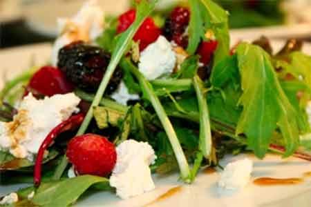 salad entree tirohana food