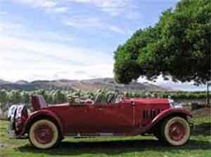 vintage car tirohana